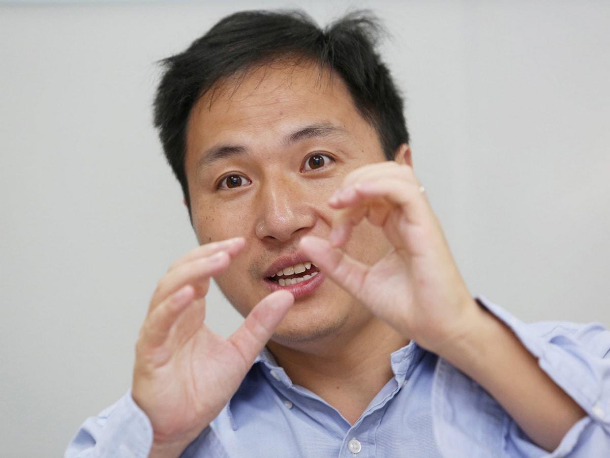 China Jails Scientist Who Edited Babies' Genes