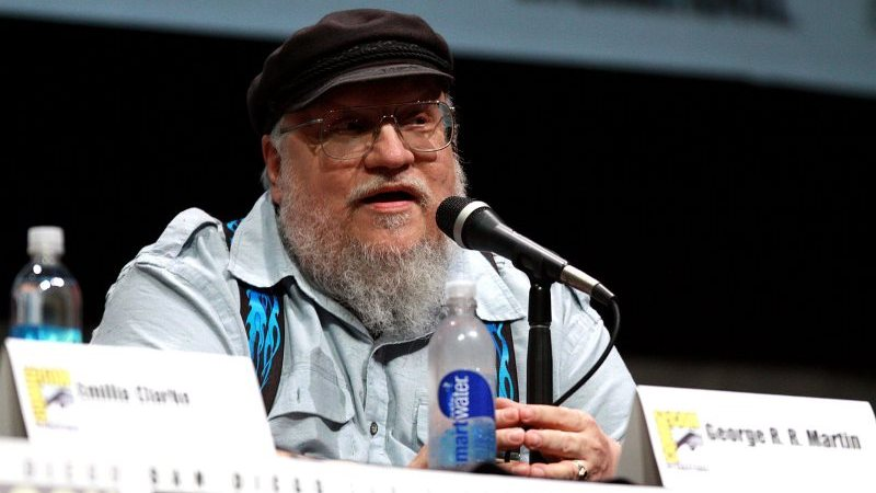 George R.R. Martin Announces Fire and Blood, a Game of Thrones 'Prequel', Out This November