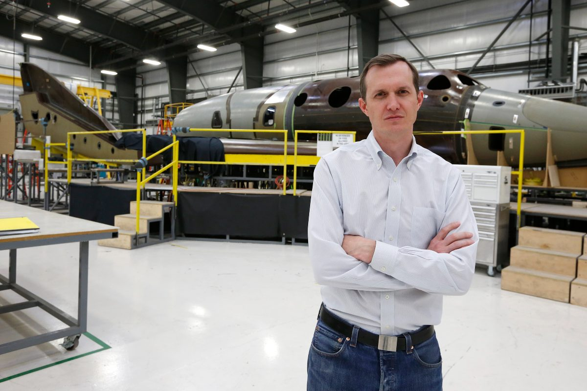 Former Virgin Galactic CEO George Whitesides Will Fly to Space: Report