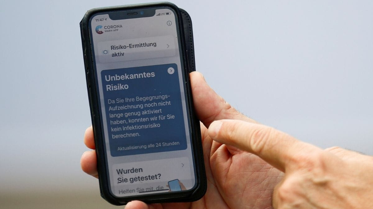 Germany Launches Coronavirus App as EU Eyes Travel Revival
