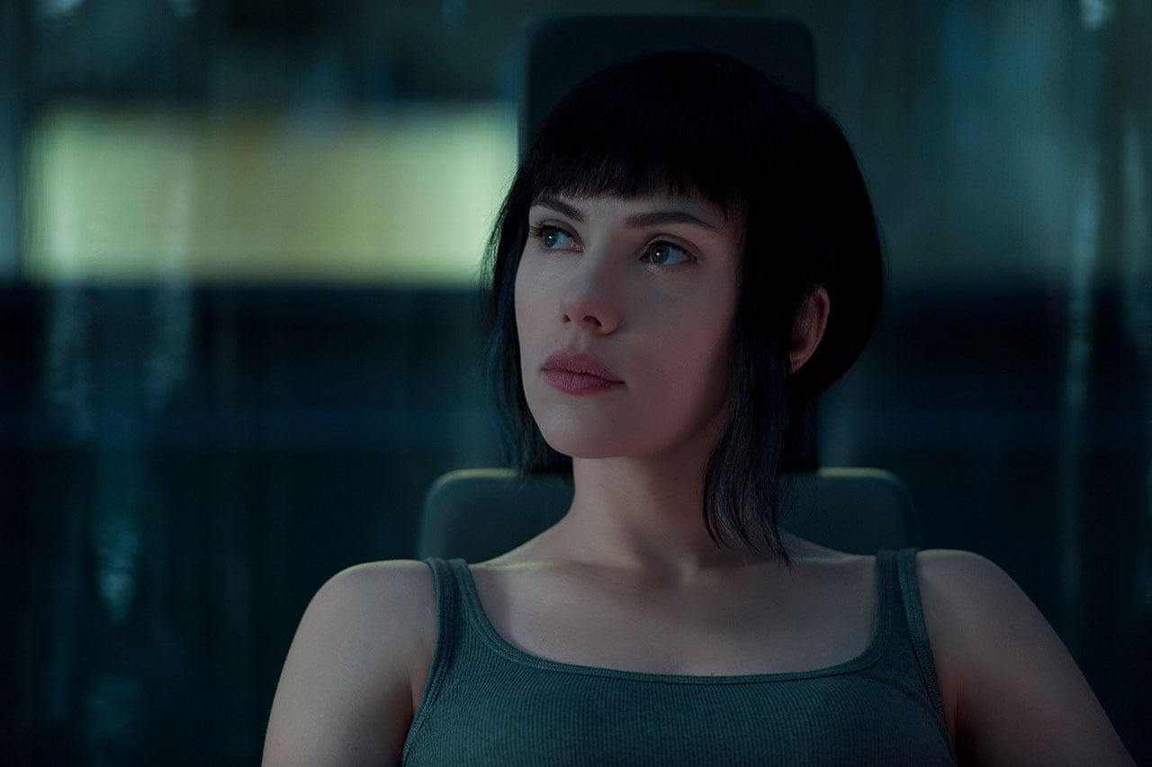 Ghost in the Shell Is All Looks, Minus the Original's Substance