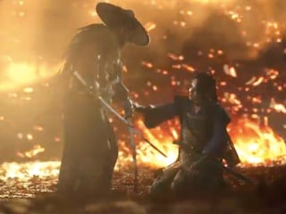 Ghost of Tsushima's E3 Trailer Shows a Vivid World and Fluid Combat