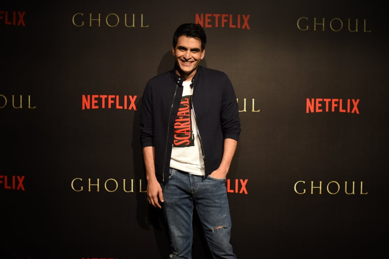 ghoul manav kaul Ghoul Netflix Manav Kaul