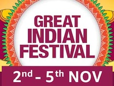 Amazon Great Indian Festival Sale Offers Include Realme 1, Samsung Galaxy S9+ Discounts and More