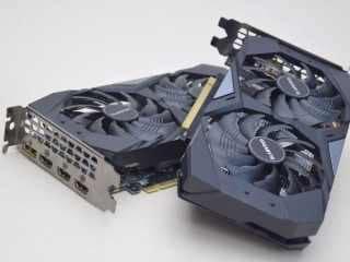 Gigabyte GeForce GTX 1650 Windforce OC 4G and GeForce GTX 1660 OC 6G Review