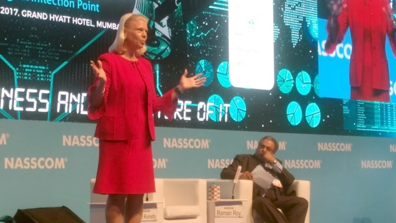Cognitive Computing Is India's Future, Says IBM President