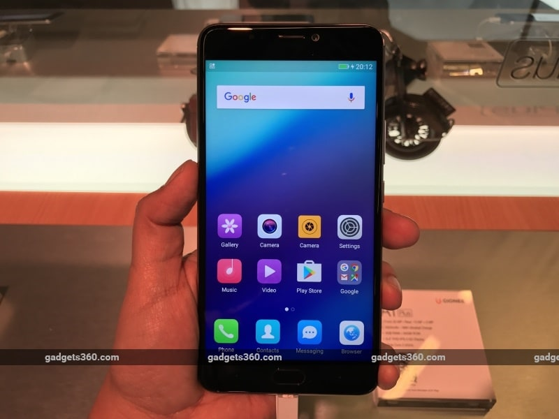 Gionee A1, A1 Plus Selfie-Focused, Big Battery Phones Launched at MWC 2017