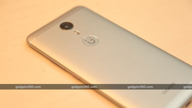 Gionee F6, F205 Bezel-Less Smartphones Teased Ahead of November 26 Launch