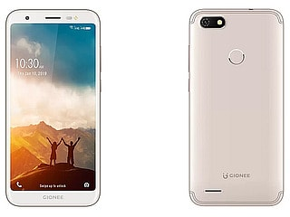 Gionee F205 Pro With 18:9 Display, 3,000mAh Battery Launched in India