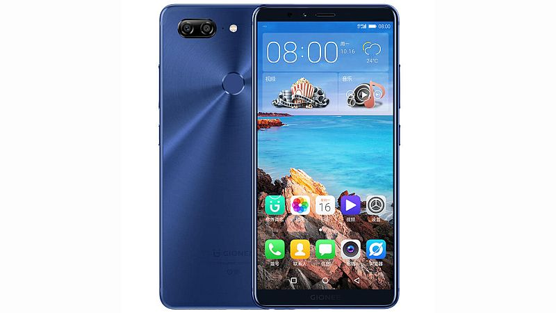Gionee M7, M7 Power With FullView Displays Launched: Price, Specifications