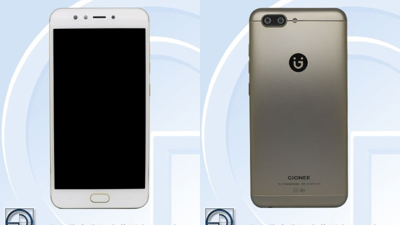 Gionee S10 Renders and Specifications Show Up on TENAA Website Ahead of Official Launch