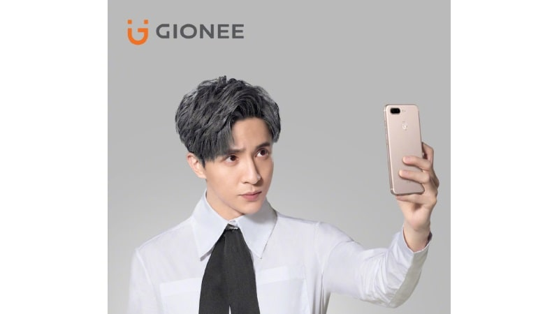 Gionee S10 with dual front and rear cameras launched