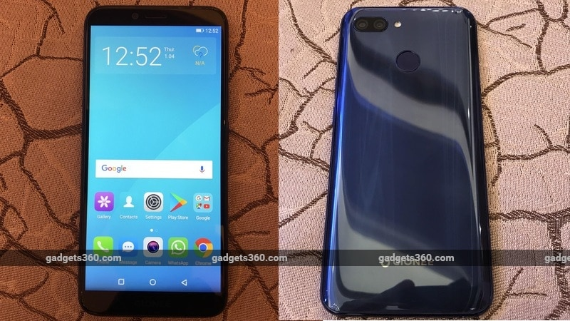 Gionee S11 Lite and Gionee F205 Launched In India