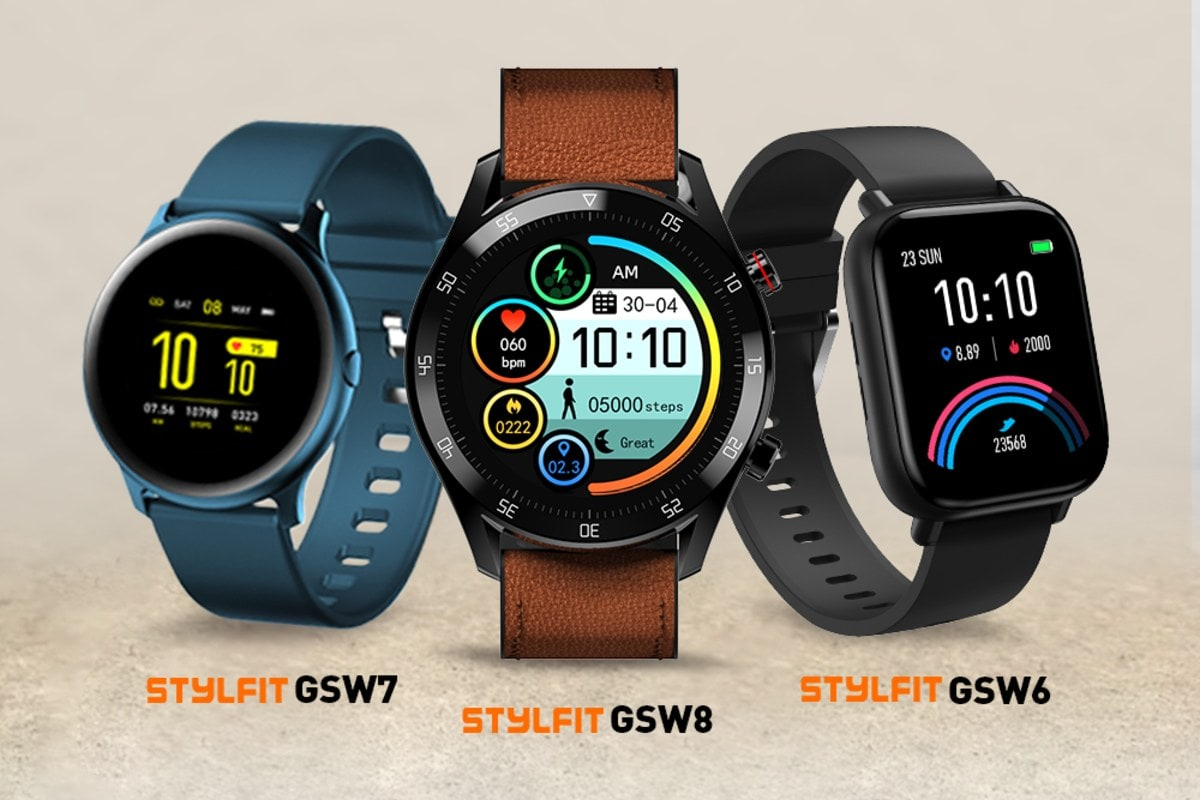 Gionee StylFit Smartwatches With Bluetooth Voice Calling Launched in India