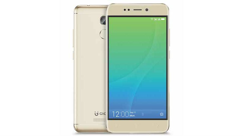 Gionee X1s With 16-Megapixel Selfie Camera, 4000mAh Battery Launched in India: Price, Specifications