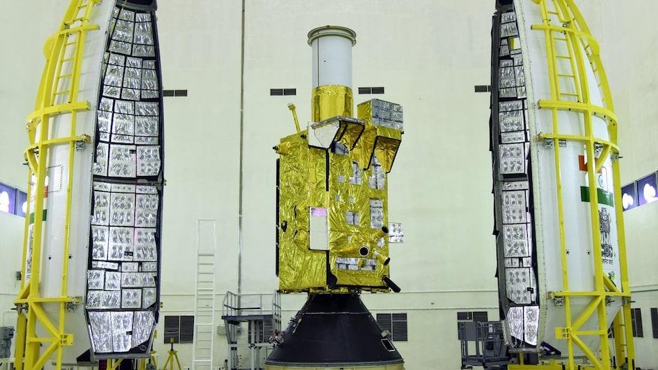 ISRO Said to Postpone Launch of GISAT-1 Imaging Satellite Further