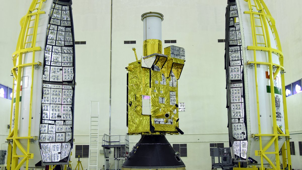 ISRO Postpones Launch of GISAT-1 Imaging Satellite After Technical Snag
