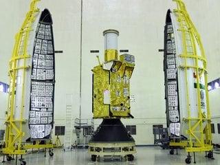 ISRO Postpones Launch of GISAT-1 Imaging Satellite After Technical Snag