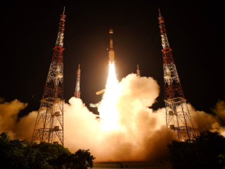 ISRO Suffers Setback in GISAT-1 Satellite Mission After Technical Anomaly