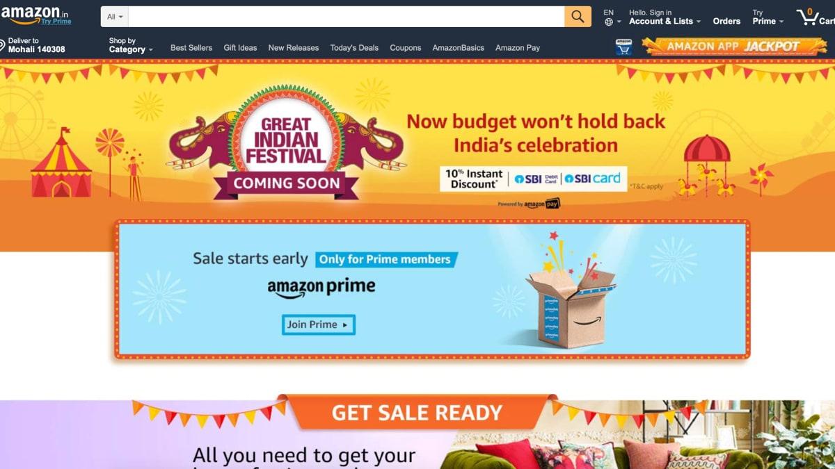 Amazon Great Indian Festival Sale 2019: কোন প্রোডাক্টে কত ছাড়?