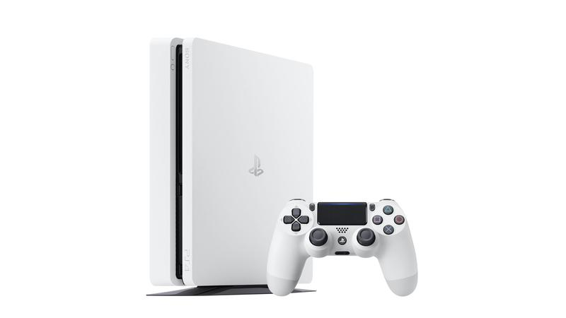 Glacier White PS4 Slim to Launch in India Next Week