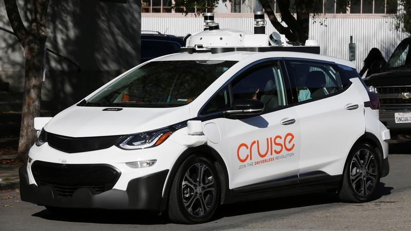 GM, Honda Team Up to Produce Self-Driving Vehicles