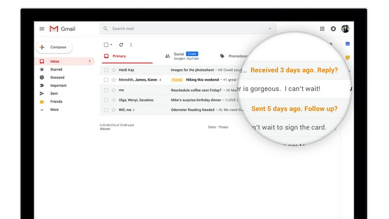 New Gmail Is Now Rolling Out, Here's How to Get It Right Now