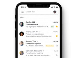 Gmail for iOS Gets Customisable Swipe Actions