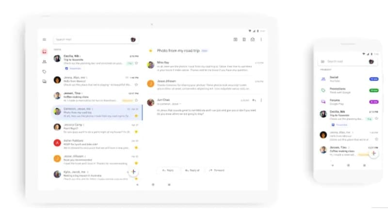 Gmail for iOS Gets New Material Theme, Shortly After Android