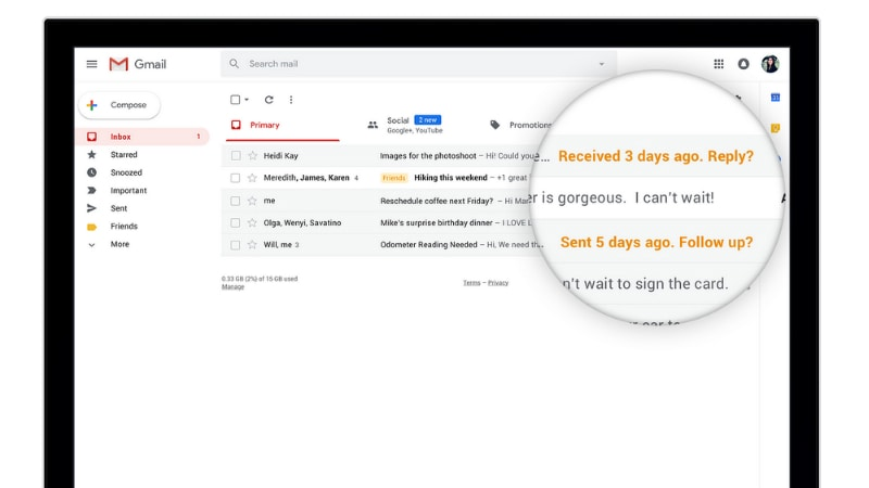 How To Get The New Gmail Web Interface Right Now?