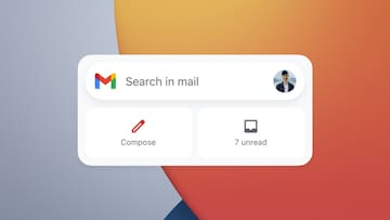 Gmail For Ios Now Has A Widget To Let You Search Your Inbox Compose New Emails Quickly Technology News