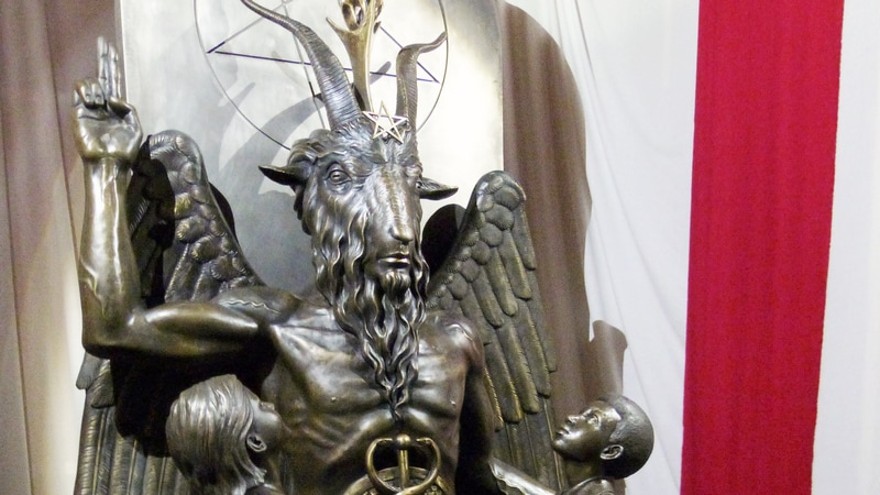 Netflix Sued by Satanic Temple Over Use of Baphomet Deity in Sabrina