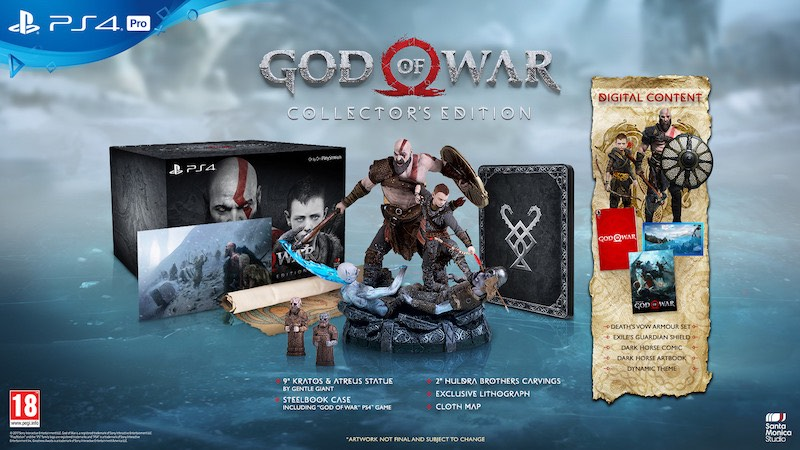 god of war collectors edition god_of_war_ps4