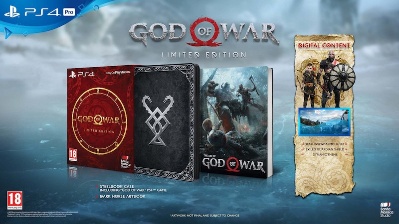 god of war limited edition god_of_war_ps4