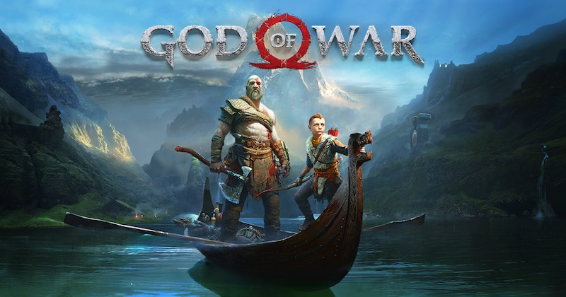God Of War 4 Download For Pc