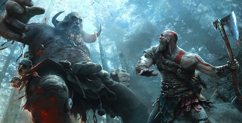 God of War New Game Plus Mode Announced at E3 2018
