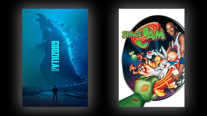 Godzilla vs. Kong, Space Jam 2 Handed (New) Release Dates by Warner Bros.