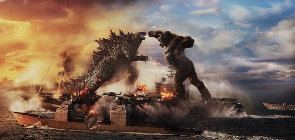 Godzilla vs. Kong HBO Max Release Date Moved to March 31