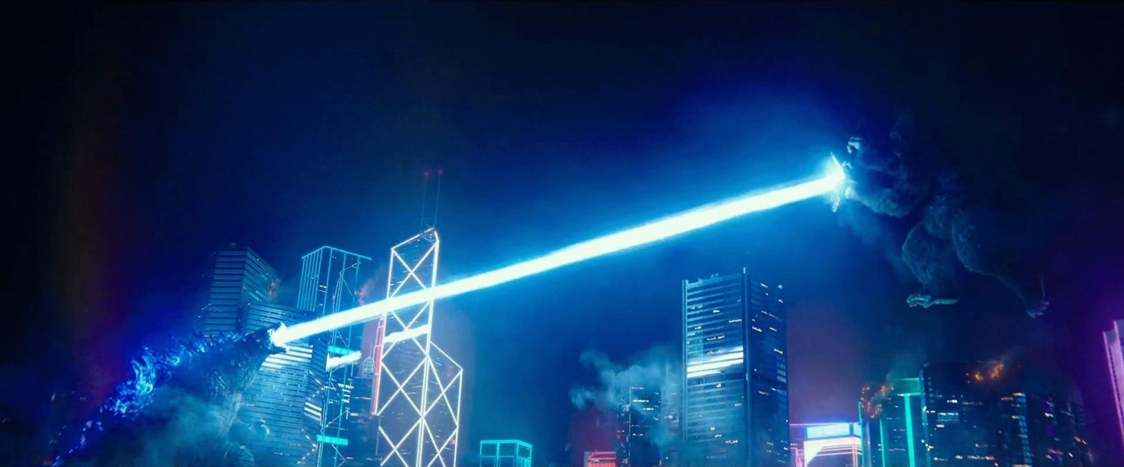 Kong's New Axe Will Fight Godzilla's Atomic Breath