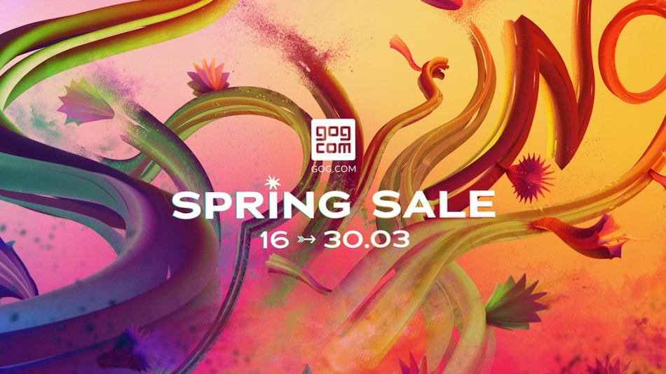 GOG Spring Sale Brings Discounts on Over 2,500 Games and 27 Free Games