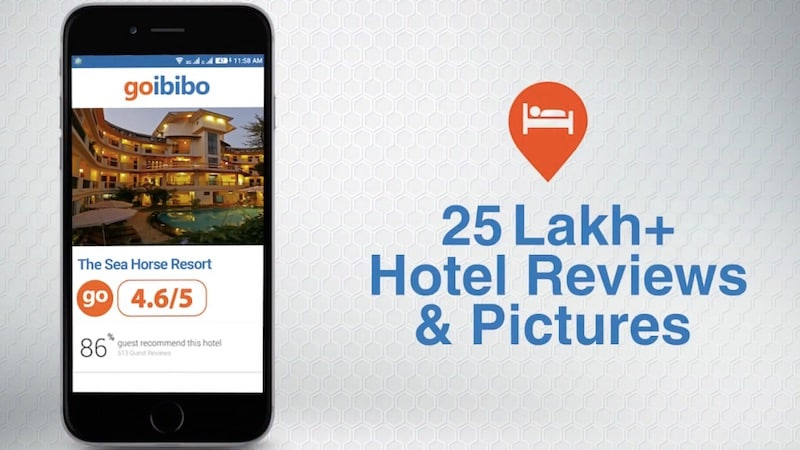 goibibo listings goibibo