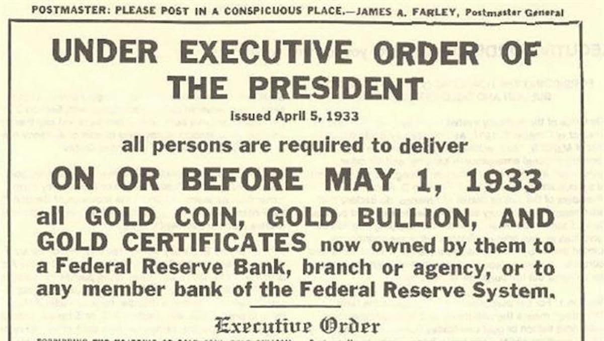standar emas historycom gold