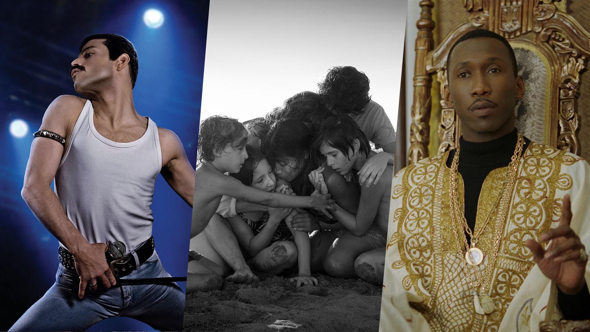 Golden Globes 2019: Netflix Wins Big as Fox's Bohemian Rhapsody Jostles for Oscar Momentum With Roma, Green Book
