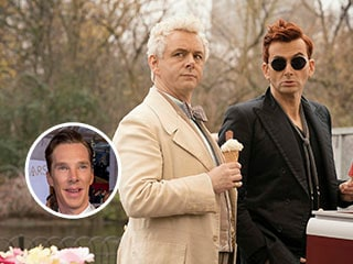 Good Omens Adds Benedict Cumberbatch, Arrives May 31 on Prime Video