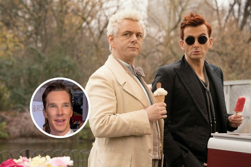 Good Omens Release Date Set for May, Benedict Cumberbatch to Play Satan