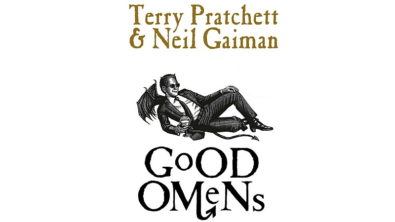 Neil Gaiman and Terry Pratchett's GOOD OMENS Gets a Miniseries From Amazon