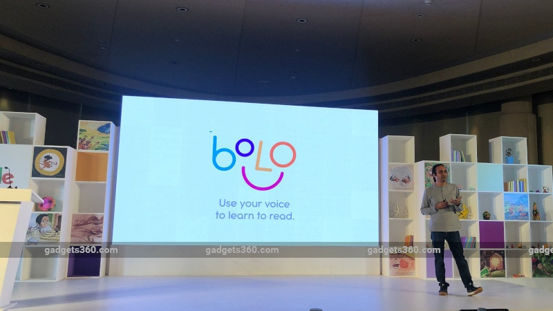 Google Bolo Reading-Tutor App Launched in India, Now