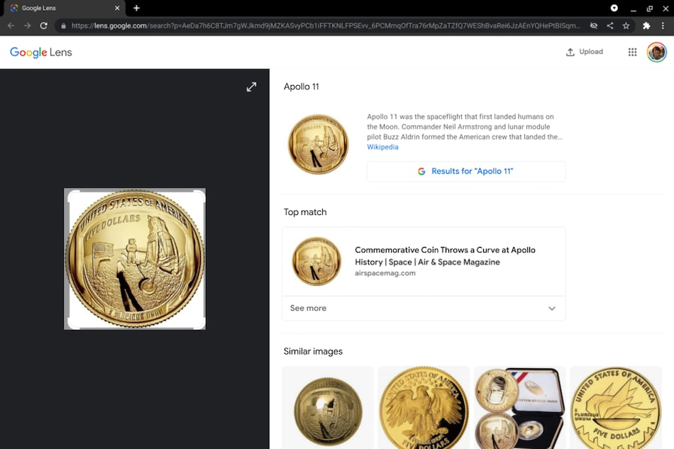 Chrome 92 for Desktop Reportedly Brings Ability to Search Images With Google Lens
