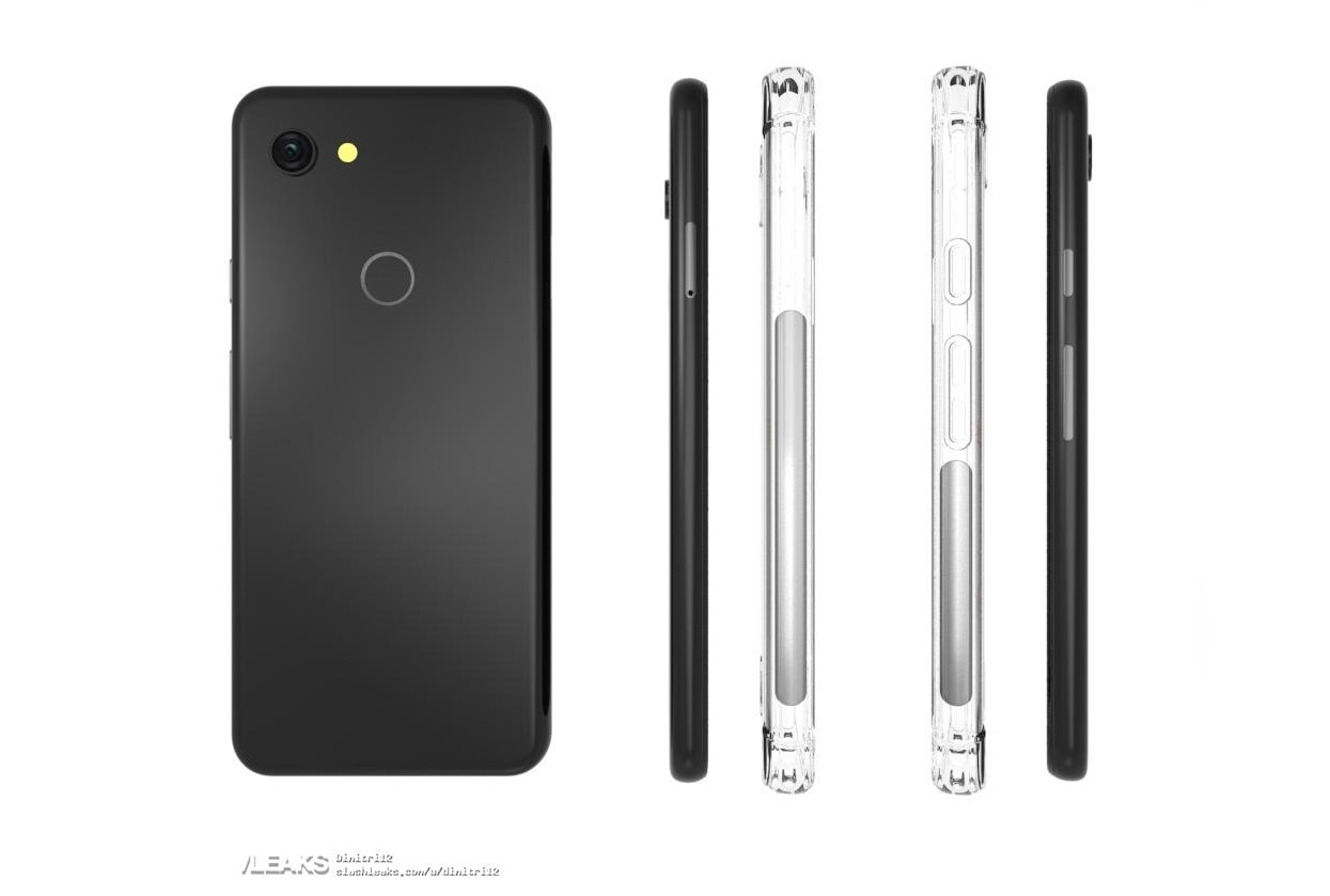 Google Pixel 3 Lite Leaked Cases Surface, Show a Slightly Different Design