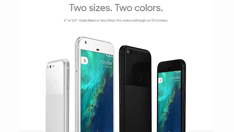 Google Pixel Really Blue Colour Variant Is Not Launching in India